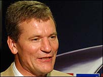 New Manchester United chief executive David Gill