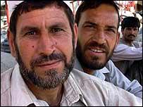 Kabul shoeshiners