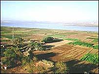 Nile basin