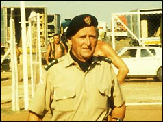 Colonel 'Mad Mike' Hoare