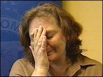 Roisin Reddick, mother of Liam Attwell