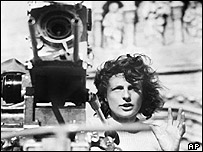 Leni Riefenstahl in the 1930s
