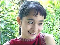 Novelist Nova Riyanti Yusuf