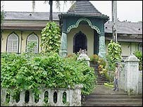 The 400-year-old Fiegueiredo mansion in Lotulim in south Goa