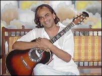 Singer Remo Fernandes
