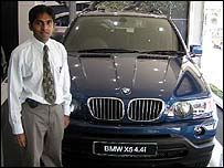 Bangladesh BMW showroom