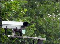 CCTV camera, BBC