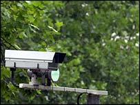 CCTV camera, BBC