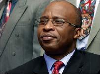 Zambia's VP Nevers Mumba