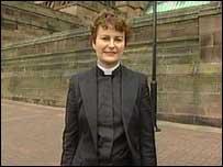 The Rev Shannon Ledbetter