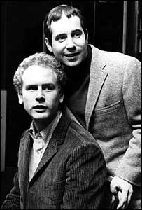 Simon and Garfunkel in 1967