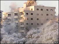 Blast in Hebron