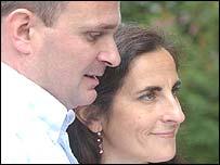 Diana and Charles Ingram