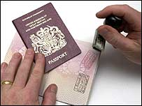 British European passport