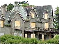 Cairndhu house near Larne