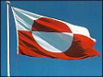 Greenland flag