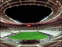 The Stade de France would be Paris' Olympic Stadium