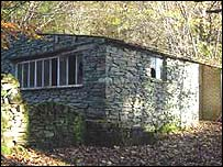 The Merz barn