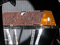 Grace spacecraft, Nasa/DLR/UTCSR/GFZ