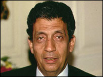 Arab League Secretary-General Amr Moussa