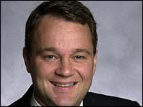 MP Mark Simmonds