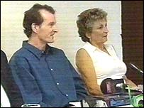Patrick Loughlin and his mother Kathleen