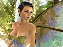 Nvidia's Dawn Fairy