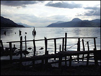 Loch Ness, BBC