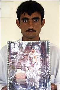 Zarina Ramzan's husband