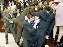 Japan's parliament