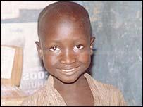 Mbawo, Nigerian boy