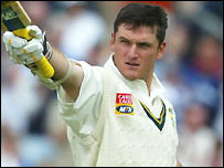 Smith hit his second Test double-century