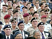 Veterans of the Korean war