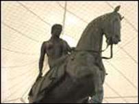 Godiva statue