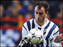 Danny Dichio in action for West Brom last season