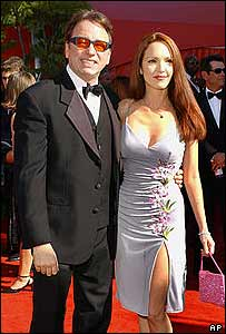 John Ritter with wife Amy Yasbeck