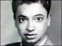 A young Yasser Arafat