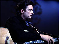 Johnny Cash in 1973