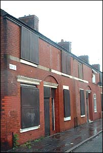 Ben Street, Clayton, Manchester