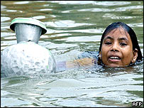 Monsoons in Bangladesh
