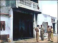 Twelve Muslims were burned alive in Baroda's Best Bakery Photo Sabrang Communications)