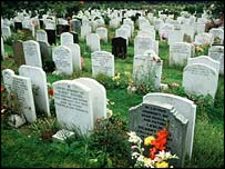 Crooks find their false identities in graveyards