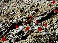 Srebrenica mass grave