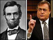Lincoln and Prescott