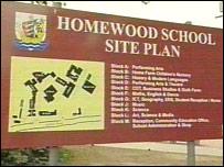 Homewood School in Tenterden