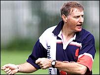 Ulster coach Alan Solomons