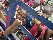 Liberian children