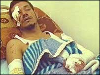 Iraqi casualty after US shooting incident on 12 September