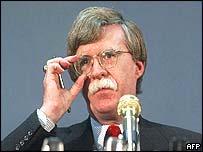 US Assistant Secretary of State John Bolton