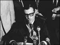 Juan María Bordaberry, ex presidente de Uruguay.